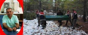 Kayip Sahsin Cesedi Ormanlik Alanda Bulundu