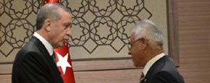 Bastug, Cumhurbaskani Erdogan'i Tebrik Etti