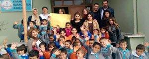 KMÜ'den 'Karanliktan Aydinliga Küçük Bir Çiglik' Projesi