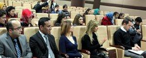 KMÜ'de Uyusturucu Ve Bagimlilik Konferansi
