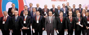 KMÜ Uluslararasi Diploma Eki Ödülü Aldi