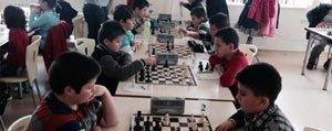 Gelecegin Satranççilari Karaman'da Yetisiyor
