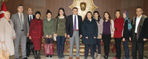 Nefise Sultan Mesleki Ve Teknik Anadolu Lisesi Ögrencileri Almanya'da