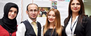 KMÜ'de Geleneksel Türk Sporlari Sergilendi