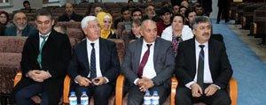 KMÜ'de Gençlik Konferansi