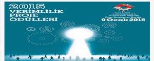Verimlilik Proje Ödüllerine Basvurular Basladi