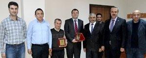 KMÜ'de Yerel Yönetimler Ve Demokrasi Paneli