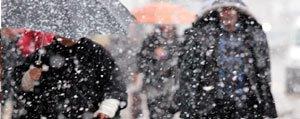 Meteoroloji: Kar Yagisi, Kuvvetli Buzlanma Ve Don Uyarisi Yapti