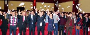 KMÜ Ögrenci Topluluklari 2014 Yilinda 100 Etkinlik Düzenledi