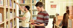 KMÜ Kütüphanesinden 2014 Yilinda 18 Bin 276 Kitap Ödünç Alindi