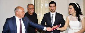 Karaman'da 2014 Yilinda Bin 340 Kisi Dünya Evine Girdi
