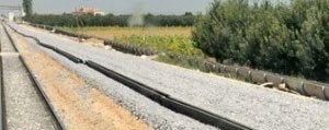 Çift Hat Hizli Tren Yol Çalismalarinda Sona Dogru Gelindi