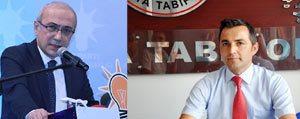 AK Parti`li Lütfi Elvan`dan CHP`li Nefi Kara`ya Cevap: ` Hesabini Yargida Verecek`