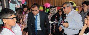 Maresal Mustafa Kemal Ortaokulu TÜBITAK Bilim Fuariyla Göz Doldurdu