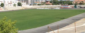 Kemal Kaynas Stadyumunda Çalismalar Araliksiz Devam Ediyor