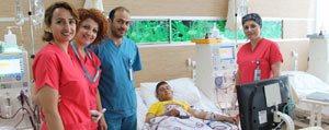 Karaman Devlet Hastanesi 5 Yildizli Diyaliz Hizmeti Sunuyor