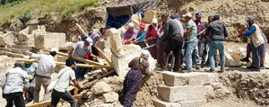 Gökçeseki Arkeolojik Kazilarinda Önemli Bilimsel Sonuçlara Ulasildi