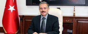 KMÜ Rektörü Prof. Dr. Sabri Gökmen'in Bayram Mesaji