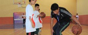 Basketbol Kurslarina Yogun Ilgi