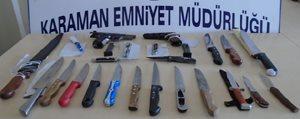 Karaman Polisinden Sahislara Yönelik Uygulama