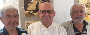 Sanatçi Mehmet Aydogdu Karaman'da
