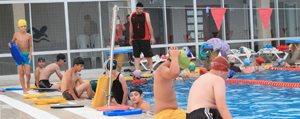 Kazimkarabekirli Çocuklar Yüzmeyi Çok Sevdi