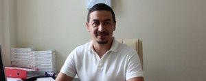Karaman'in Ilk Ve Tek Çocuk Psikiyatristi Devlet Hastanesinde Göreve Basladi