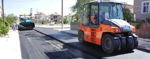 Beyazkent Mahallesi`nde Sokaklar Tamamen Yenilendi