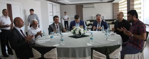 Karaman'da Siyasi Partilerden Teröre Ortak Kinama