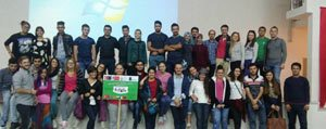 Gençlik Merkezi Yabanci Ögrencilerin Ilgi Odagi Oldu