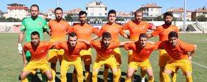 Karaman Belediyespor Konya Ereglispor'u Agirliyor