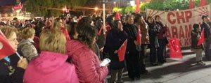 CHP, Cumhuriyetimizin Dogum Gününü Kutladi