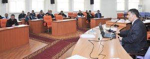 Karaman Belediyesi'nde Zabita Personeline Hizmet Içi Egitim