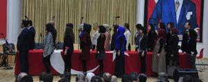 24 Kasim Ögretmenler Günü Programi Düzenlendi