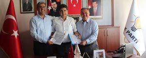 Ak Parti Il Baskani Ünlü: En Büyük Tesekkürümüz Halkimiza