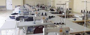 M Tipi Cezaevine Tekstil Atölyesi