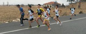 Okul Sporlari Kros Müsabakalari Tamamlandi