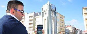 Karaman'da Ücretsiz Internetten 55 Bin Kullanici Faydalandi