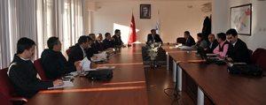 Karaman`da Üniversite Sanayi Isbirligi Gelisecek