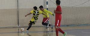 Futsal'da Heyecan Tüm Hiziyla Devam Ediyor