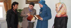 Avusturya Uyruklu Sarah Müslüman Olarak Ayse Ismini Aldi