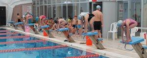 Anadolu Yildizlar Ligi Yüzme Seçmeleri Yapildi