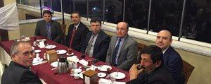Yeni Birlik Yönetimi Sulama Kooperatifleri Ile Biraraya Geldi