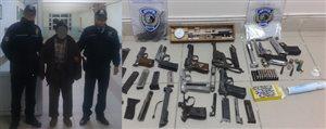 Karaman'da Silah Imalathanesine Operasyon