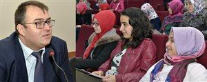 KMÜ'de Ortaokul Ögrencilerine Üniversiteli Olmak Anlatildi