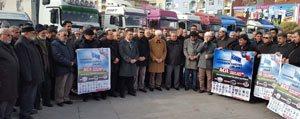 Karaman STK Platformundan Bayir-Bucak Türkmenlerine Yardim