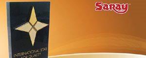 Saray Bisküvi Kalitesine Uluslararasi Ödül!