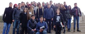 Atatürkçü Gençler, Ata'nin Huzuruna Çikti