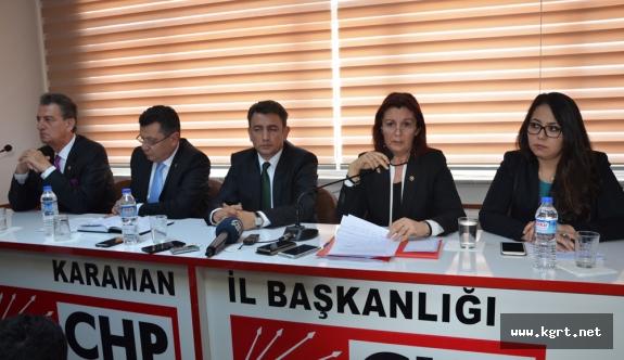 """CHP Genel Başkan Yardımcısı Lale Karabıyık: """"Bu Olayın Sonuna Kadar Takipçisiyiz"""""""