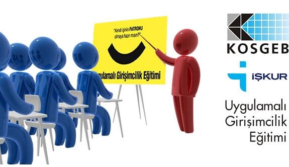 Karaman'da Girişimciler Bilgilendiriliyor